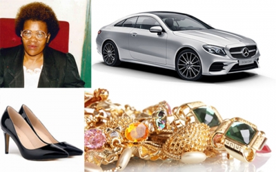 Chief magistrate was given a Benz, shoes and jewellery as bribe to rule in favour of parties
