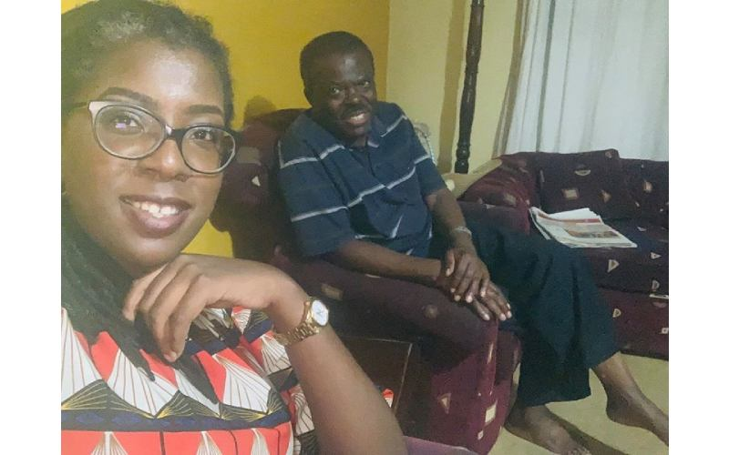 Ciru Muriuki mourns loss of her father