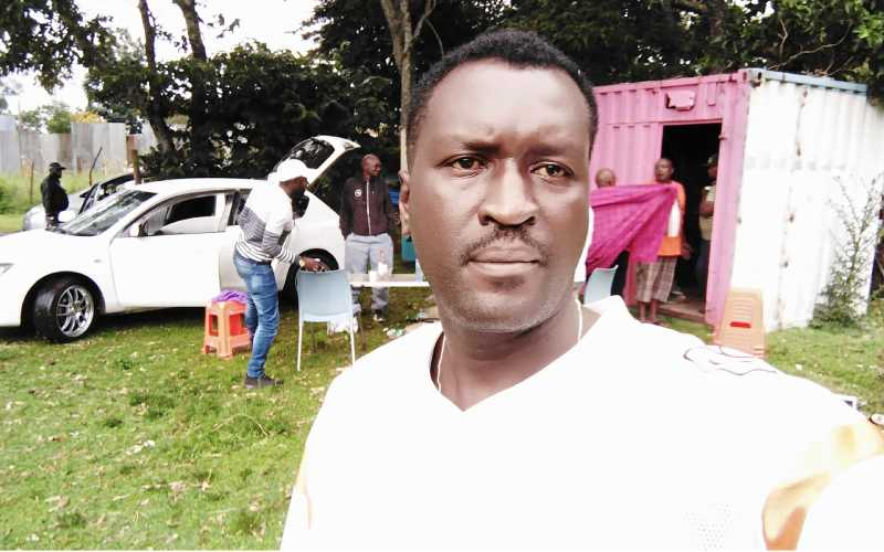 Citizen TV actor Abdi discharged from hospital following road accident