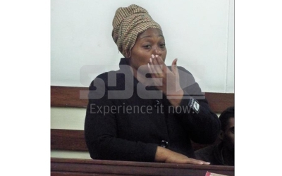 Cold beer exposes fake female police inspector