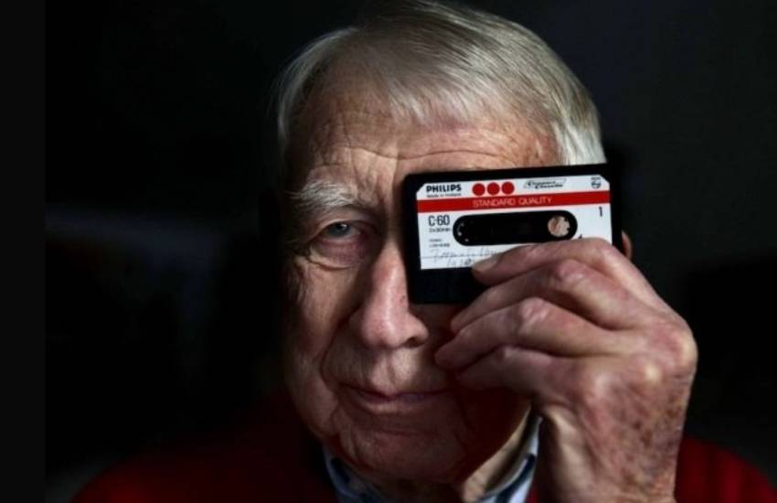 Curtain falls on cassette inventor Lou Ottens