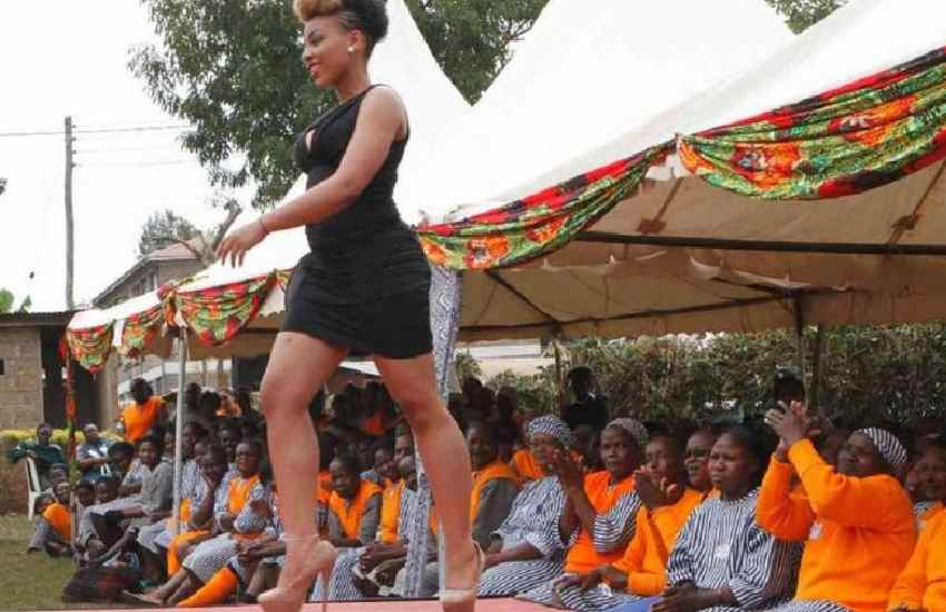 Death row: Prison beauty queen Ruth Kamande loses appeal