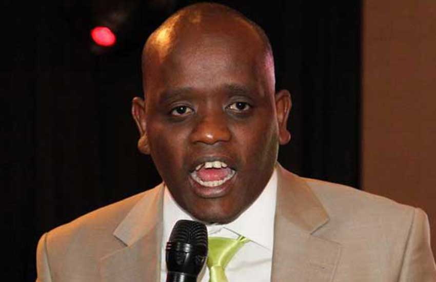 Dennis Itumbi's message to President Uhuru, DP Ruto