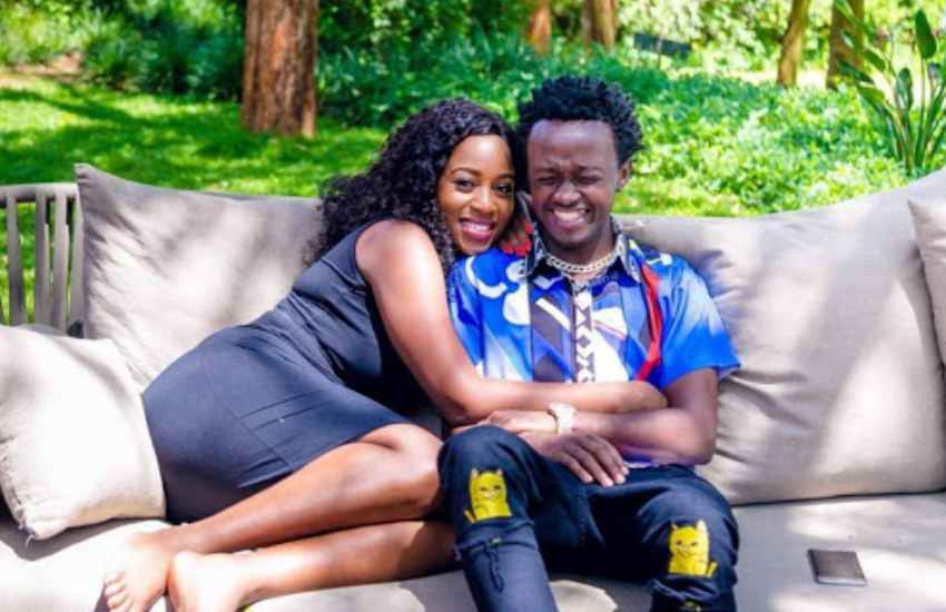 Diana Marua unfollows Bahati, deletes their pictures together