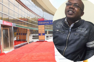 Gone rogue: Did KRA officers tax athlete's duvet at JKIA?