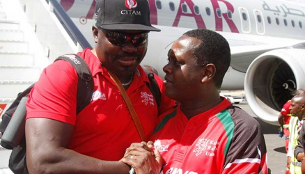 Did Rugby coach Ayimba lose his job 'for being too close to State House?'