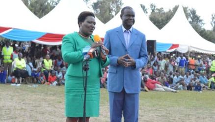 Don't call me old, Jomo gave birth to Uhuru at 72 years! Kiraitu tells Munya