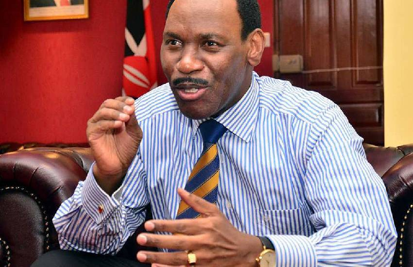 Dr Ezekiel Mutua claps back at Lupita over 'sarcastic' Balala jab