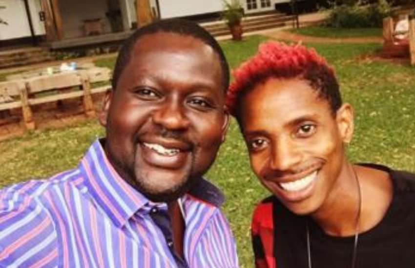 Eric Omondi opens up about his mentor Churchill, and making millions