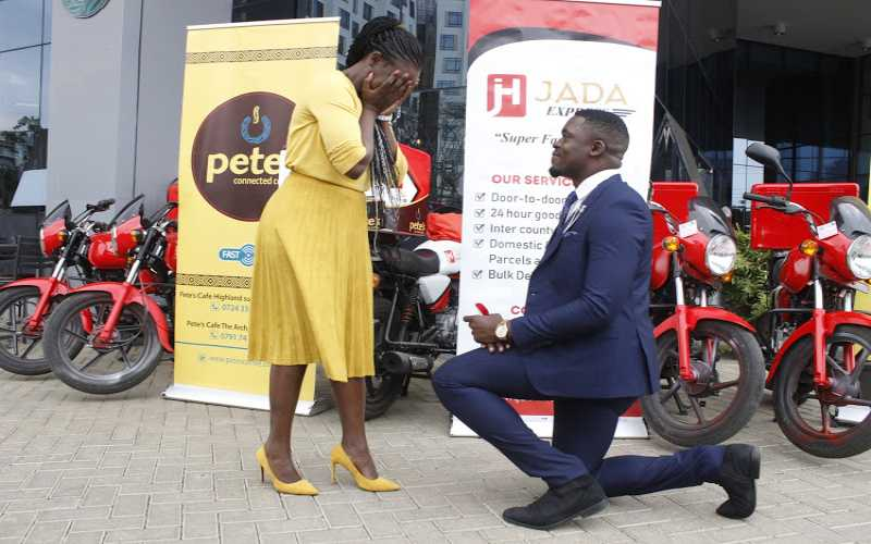 Exclusive: Akothee's sister Cebbie Koks responds to allegations of dating a married man