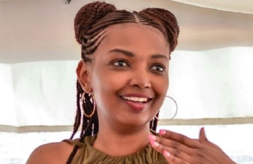 Exclusive: Karen Nyamu pregnant, opens up about motherhood