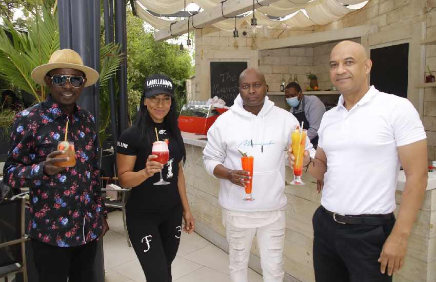 Exclusive: Singer Frasha kicks off 90-days sober challenge