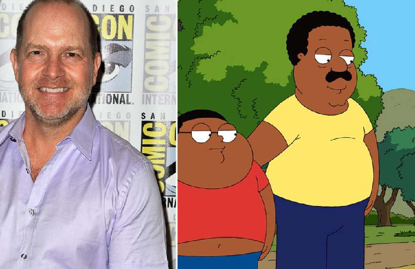 Family Guy's Mike Henry quits as Cleveland Brown to give role to 'person of colour'