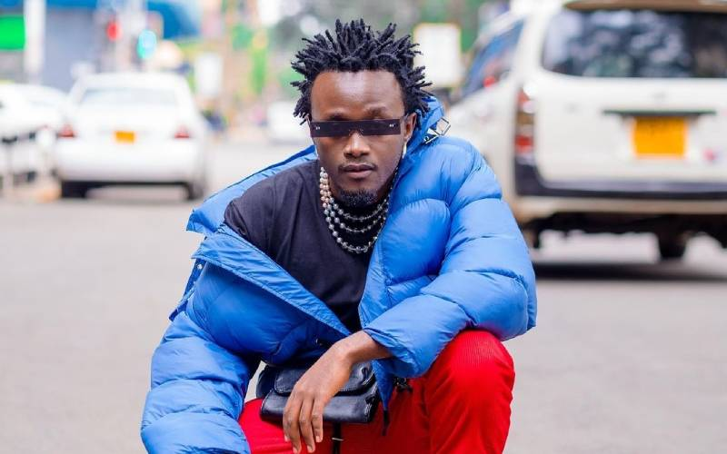"""""""Father you know my heart,"""" Bahati responds to an old video of himself promising to serve God forever"""