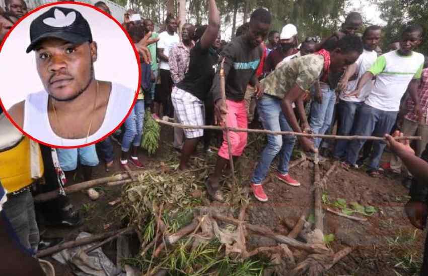 Frenzied mourners seize Abenny Jachiga's body, halt 'hasty funeral'