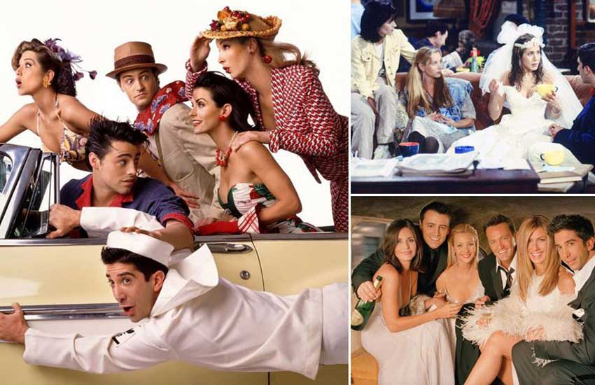 Friends cast confirm reunion is happening 16 years after final episode
