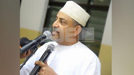 Governor Joho has allowed gangs to take over Mombasa -Tycoon and governor aspirant Suleiman Shahbal