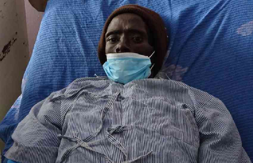 Grief as Kericho man who cheated death dies