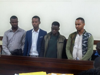 GSU, AP officer risk death sentence for robbing Sh1,000