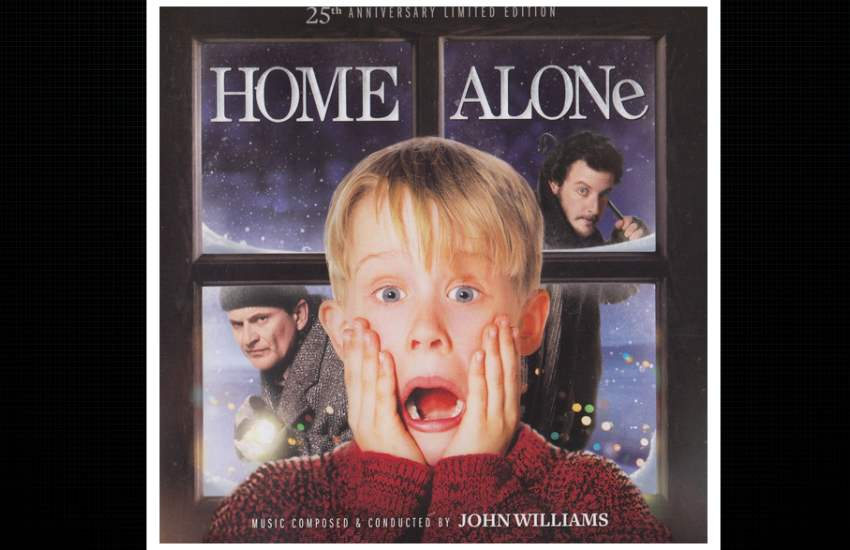 Home Alone director says movie's most iconic moment 'happened by accident'