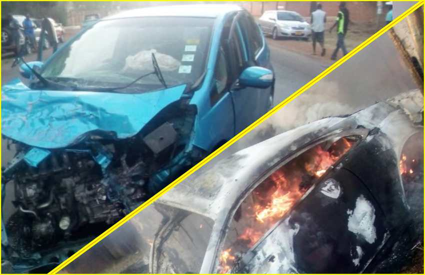 Honda Fit driver on surviving Ginimbi's car accident: 'It's a miracle'