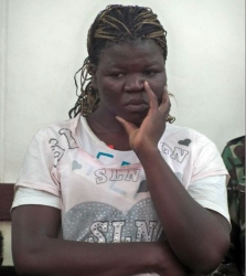 House girl accused of stealing death certificate from her boss