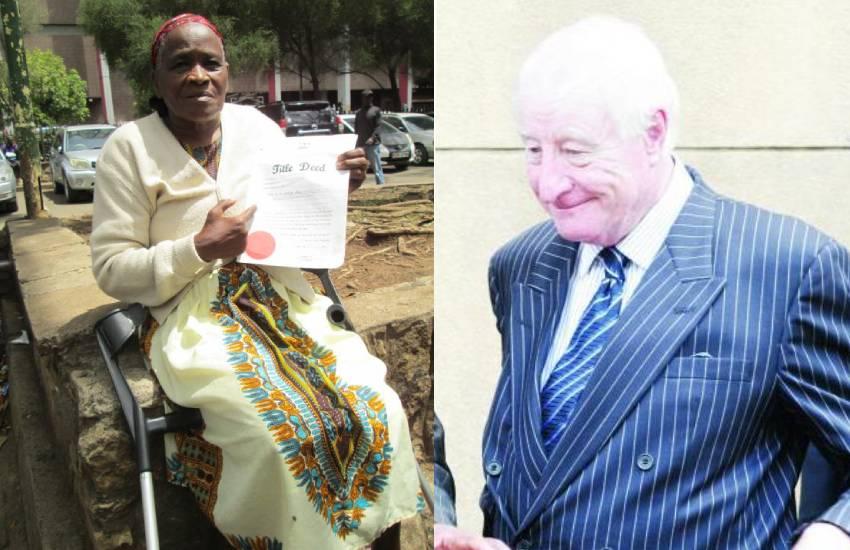 Exposed: How ex-judge drew woman's Will, took over vast estate