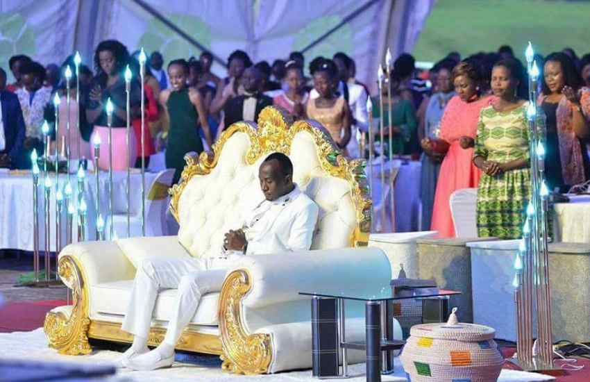 Five prophesies Elvis Mbonye claims he made that came to pass