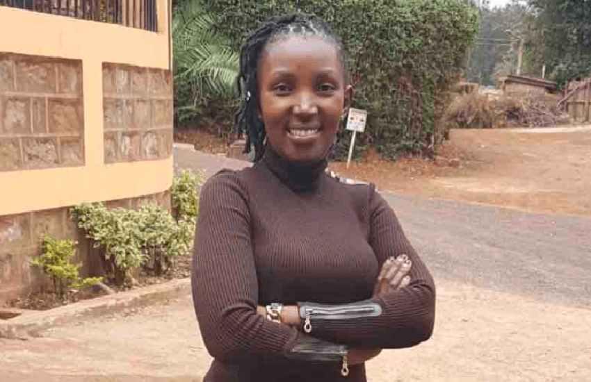 Hunt on for two men captured on CCTV over Caroline Wanjiku's killing