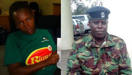 I did not rape barmaid at gunpoint, she is after my money - City Afande