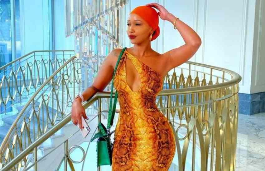 I dumped a man because of how his ex 'looked' – Huddah