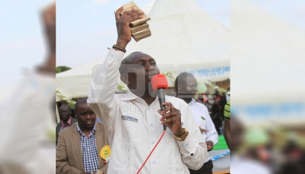 I give Sh500,000 from my salary to charity every month- Kapseret MP Oscar Sudi