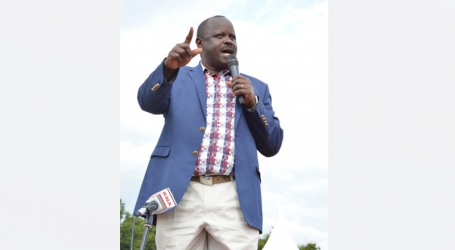 I left Jubilee because of William Ruto - Governor Ruto