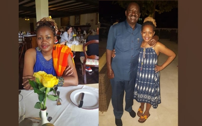 I was bullied for taking naive photo with Raila Odinga