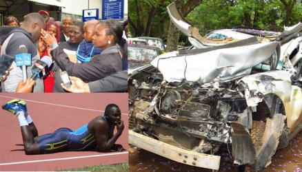 I was sober, that was just an accident - Olympic medalist Julius Yego following crash