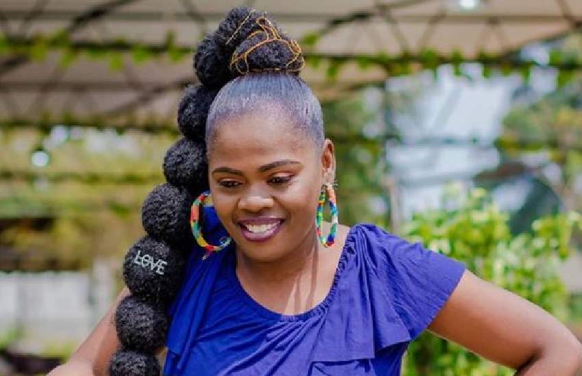 If you're divorced declare it from the onset – singer Betty Bayo to suitors