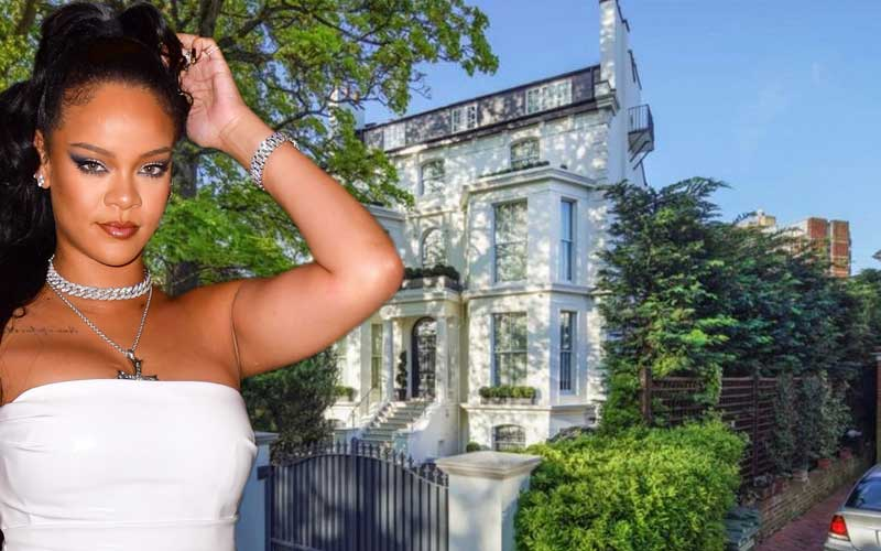 Inside Rihanna's London mansion selling for Sh4.4 billion