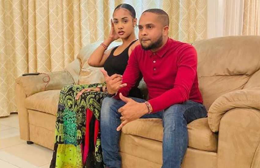 Jamal sets record straight on his relationship with Tanasha Donnah