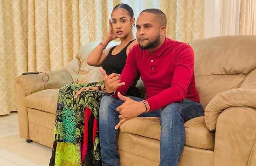 Jamal sets record straight on his relationship with Tanasha Donnah