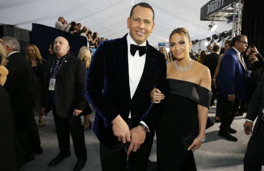 J.Lo and Alex Rodriguez reportedly split after four years
