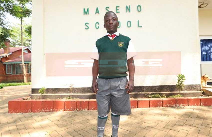 Joy as boy who trekked 78km from Busia to Maseno School gets help