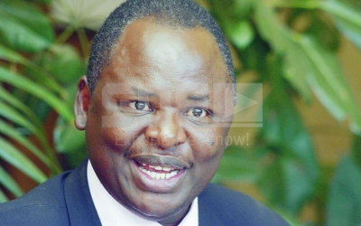 Kajwang's widows, brother in Court case over his property