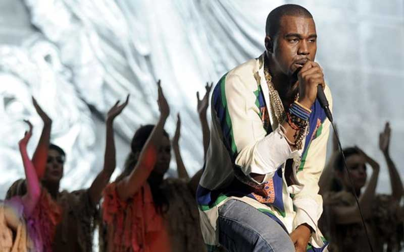 Kanye West dropped surprise album on Christmas Day