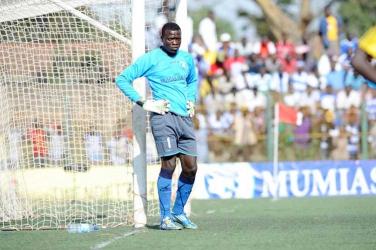 Keeper Matasi sues AFC Leopards