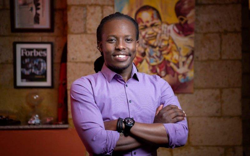 Kenyan film maker Eugene Mbugua eyes Tanzanian market