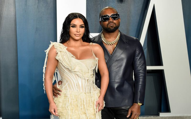 Kim Kardashian 'vows to fully support' husband Kanye West in presidential race - in 2024