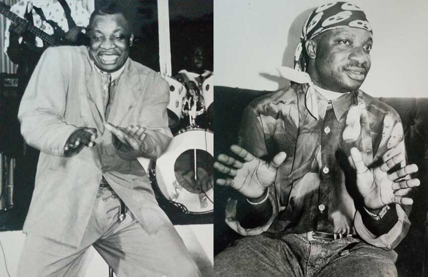 'King of Soukous', Mabele, was planning a grand comeback