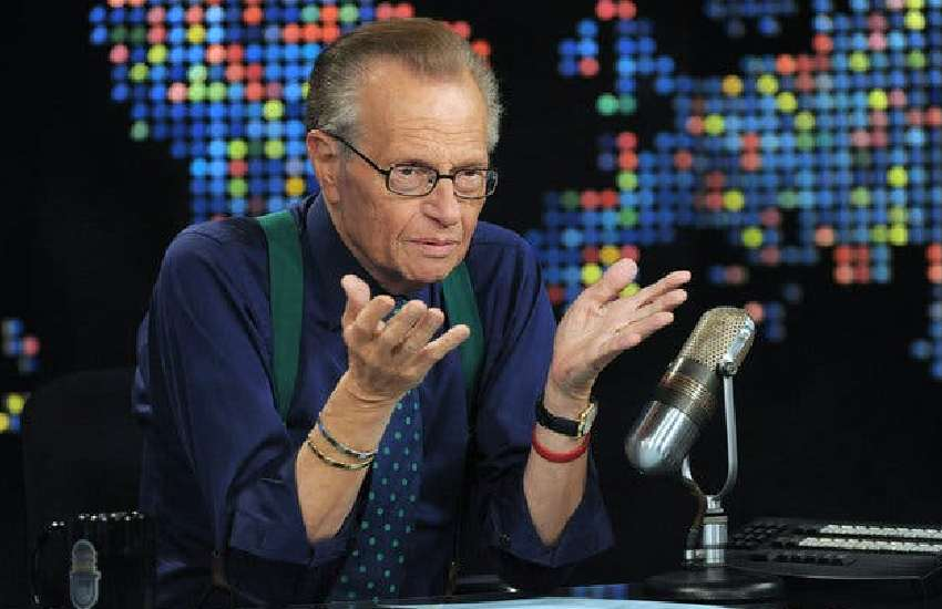 Larry King dead: US talk show king dies aged 87