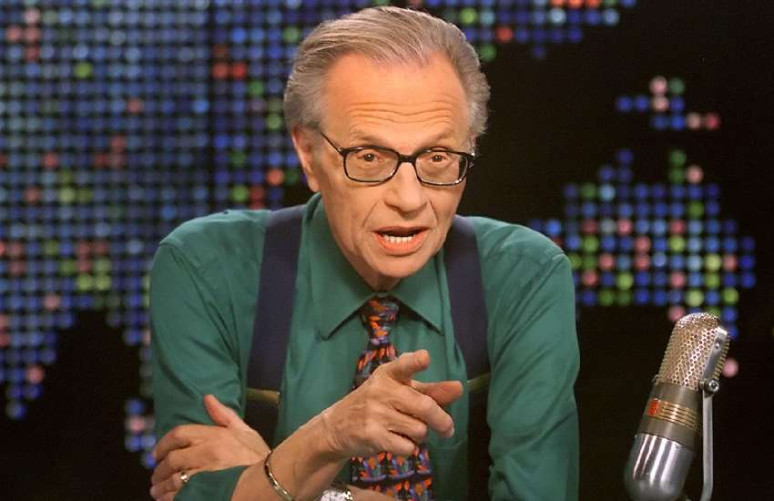 Larry King dead: US talk show king dies aged 87