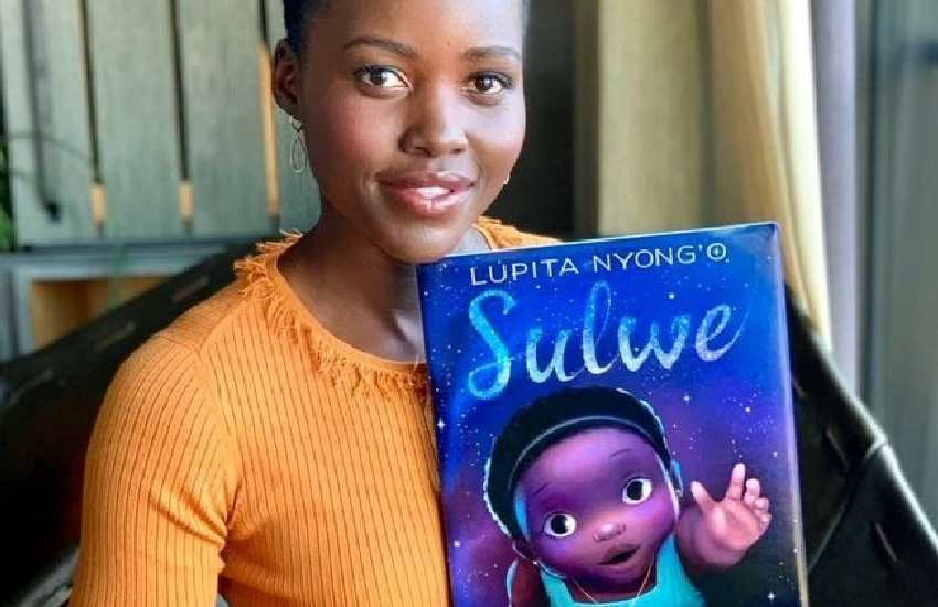 Lupita Nyong'o's bestselling book translated into Dholuo, Kiswahili